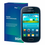Samsung Galaxy Fame Gt S6810 - Refabricado Personal - Gtia