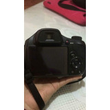 Camara Cybershot Sony H400 63x Zoom(c)