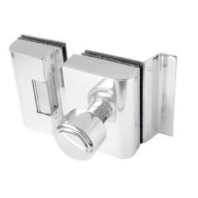 Fechadura Elétrica Porta Vidro/vidro Agl Pv200r2i 2 Folhas