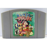 Banjo Tooie Nintendo 64 N64 Cartucho Retromex Tcvg