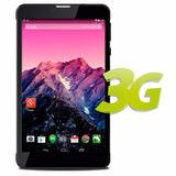 Tablet Pc 7 Celular 3g Liberada Dual Sim Hd Quadcore Chip