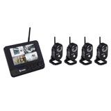 Grabador De Video Digital (dvr) Inalámbrico, Con Monitoreo
