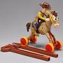 Woody E Cavalo Bala No Alvo Galopantes Toy Story- Toyng