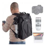 Mochila Fotografica Câmera Notebook Photopro Cargo Mod. V2