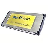 Cartao Sxs Pro Wise S5 Sony 32 Gb Xdcam Ex Jvc