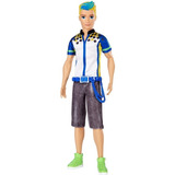 Boneco Ken Namorado Barbie Video Game Dtw09 Original