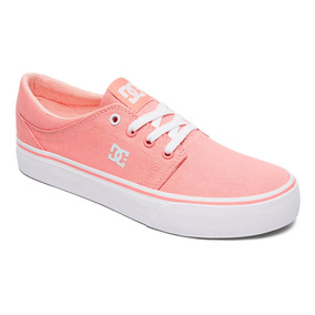 Tenis Casual Mujer Trase Tx Mx Shoe Adjs300208-rob Dc Shoes
