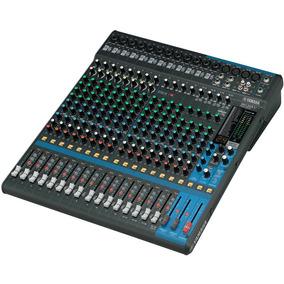 Mesa De Som 20 Ch C/ Fx/ph/4 Aux - Mg 20 X U Yamaha