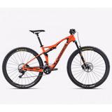 Bicicleta Orbea Occam Tr M30 Cuadro De Carbono 2x11 Slx Y Xt