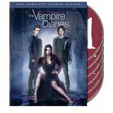 The Vampire Diaries. Temporada 4 Dvds.