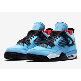 Nike Air Jordan Retro 4 Travis Scott - Sneakers Store
