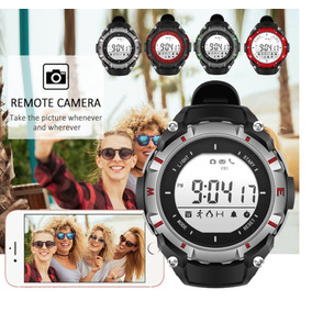 Relogio Digital Esportivo Militar Shock Corrida Smart 13in1