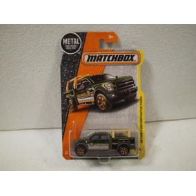 Enigma777 Matchbox Camioneta 15 Ford F-150 Contractor Truck