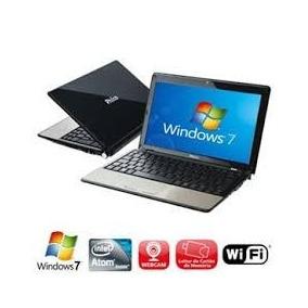Netbook Philco, Intel Atom 2gb, 320gb, 10,1 Inteiro Ou Peças