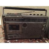 Radio Pasa Cassette Sharp