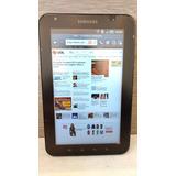 Tablet Samsung Galaxy Tab P1000, 7 , 16gb, Câmera 3.2mp, Tv