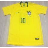 Camisas Seleção Brasileira Réplica De Primeira Linha