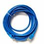 Cable Utp 1.5mt B341 Cat 5e Azul 10378