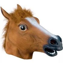 Mascara Cabeza Caballo Tipo Harlem Shake Creepy Horse W3004