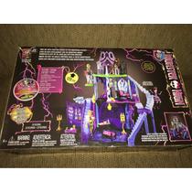 Castillo Monster High Grande/casa De Muñecas Nuevo