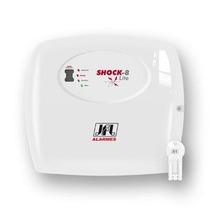 Central De Cerca Elétrica Eletrificador Shock-8 Lite Jfl