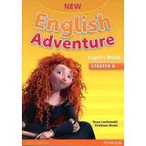 Libro New English Adventure Starter B - Sb Pac