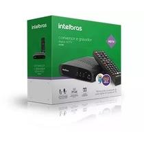 Conversor Digital Tv Intelbras Gravador Cd636 Pronta Entrega