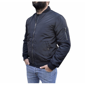 Campera Abrigo Aviadora Bomber Hombre The Big Shop