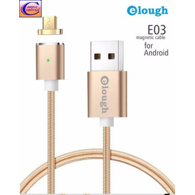 Elough Cable Magnetico Micro Usb Android Carga/transferencia