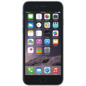 Iphone 6 16gb Cinza Espacial Mt Bom Seminovo C/ Garantia