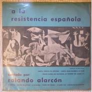Rolando Alarcón - A La Resistencia Española / Inti-illimani