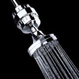 Filtro De Agua Para Regadera 5 Etapas De Filtración