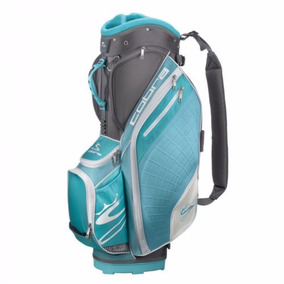 Bolsa De Golf Cobra Maleta Para Palos De Golf Gris Y Azul
