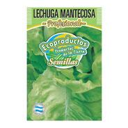 Semillas Lechuga Capuchina Ecoproductos