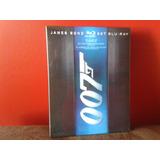 007 James Bond Set Blu-ray Con 3 Películas. Nuevo!