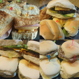 Mini Sandwiches Gourmet. Catering, Lunch, Eventos.
