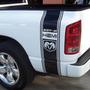 Franjas Laterales Camioneta Dodge Ram En Vinilo - Ploteo