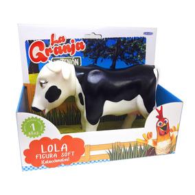 Muñeco Vaca Lola De La Granja De Zenón Tienda Reino Infantil