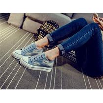 Mei Fashion / Zapatilla Jeans / Moda Coreana