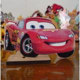 25 Souvenirs Cars + Central En Fibrofacil Cotillon Cars