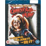 Chucky, El Muñeco Diabólico (bluray, Envío Gratis)