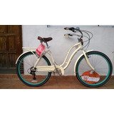 Bicicleta Schwinn Fairhaven Dama R26 Nueva