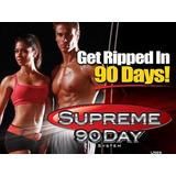 Insanity Supreme 90 Day System