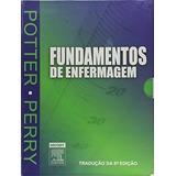 Livro Fundamentos De Enfermagem - 2 Vol. Potter- Perry