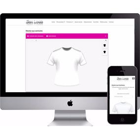 8643a998ff648 Criar Camiseta Personalizada Uniforme - Informática no Mercado Livre ...