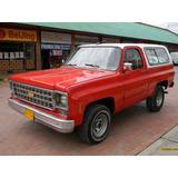 Chevrolet Blazer 1978