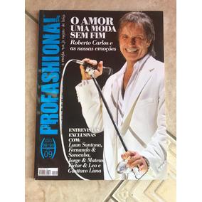 Revista Profashional 99 Roberto Carlos Luan Santana