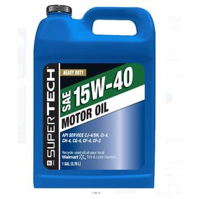 Aceite Diesel 15w 40 Calidad Superior Garrafa Remate