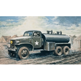 Water Tank Truck 2,5 Ton 6x6 - 1/35 Ita 0201 Italeri