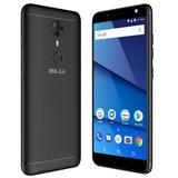 Celular Libre Blu Vivo 4g Negro V0270wwbla01